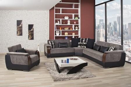Casamode MCSECACFGY Living Room Sets
