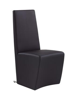 Global Furniture USA 105DC Modern Trapeze Style Dining Chair