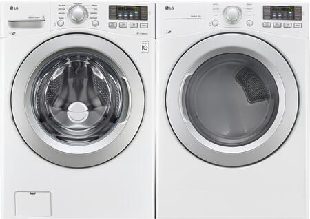 LG 705947 Washer and Dryer Combos