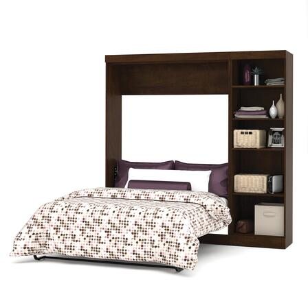 "Bestar Furniture 26898 Pur by Bestar 84"" Full Wall bed kit"