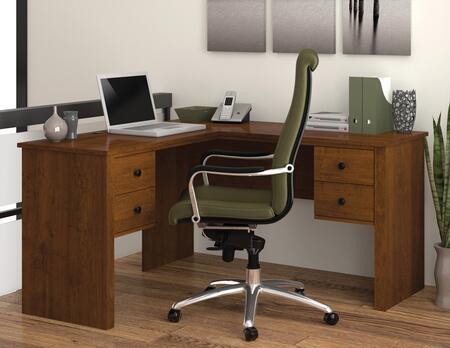 Bestar Furniture 45420 Somerville L-Shaped desk