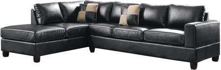 Glory Furniture G303BSC G300 Series Stationary Sofa