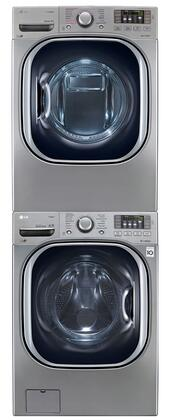 LG 548486 TurboWash Washer and Dryer Combos