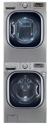 LG LG3PCFL27ESTCKSSKIT5 TurboWash Washer and Dryer Combos