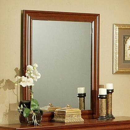 Sandberg 32810 Maurice Series Rectangular Portrait Dresser Mirror