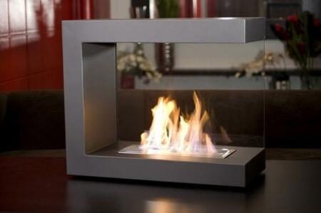 Brasa BR05MG Camden Series  Bioethanol Fireplace