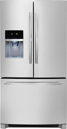 Frigidaire FDBC2250SS 36 Inch Counter Depth French Door Refrigerator ...