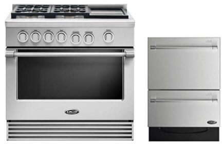 DCS 735910 Kitchen Appliance Packages