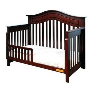AFG 4688C Jordana Lia Crib Toddler Rail Kit in