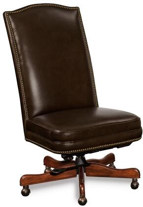Sicilian Cipriani Chocolate Brown Executive Swivel Tilt Chair