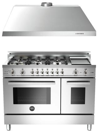 Bertazzoni 663870 Professional Kitchen Appliance Packages