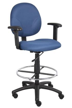 "Boss B1691BE 25"" Adjustable Contemporary Office Chair"