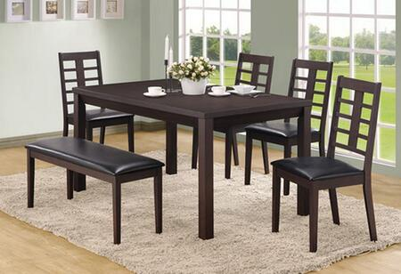 Monarch I1140SET Dining Room Sets