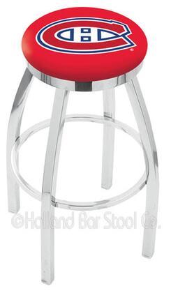 Holland Bar Stool L8C2C25MONCAN Residential Vinyl Upholstered Bar Stool