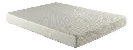 Atlantic Furniture M46314 CoolSoft Bliss Series Queen Size Standard Mattress