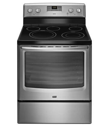 """Maytag MER8680BS 30"""" Electric Freestanding  Appliances Connection"""
