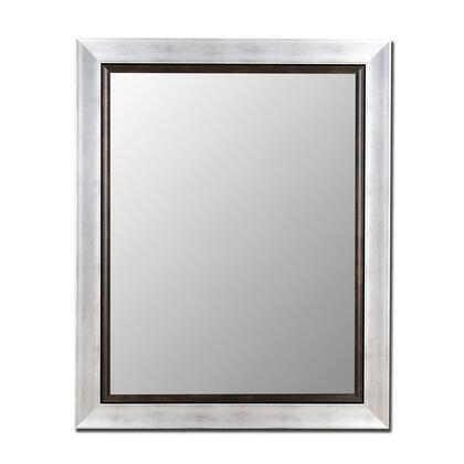 Hitchcock Butterfield 200507 Cameo Series Rectangular Portrait Wall Mirror