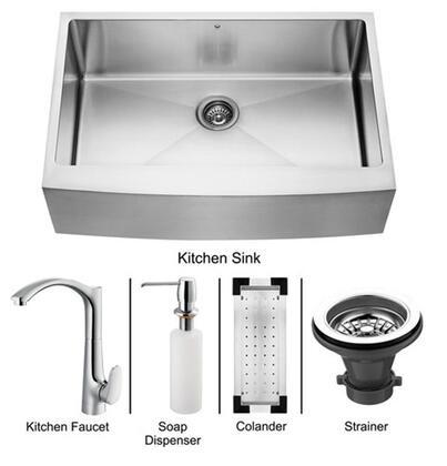 Vigo VG15084 Kitchen Sink