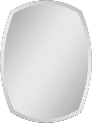 Ren-Wil MT950  Oval Both Wall Mirror