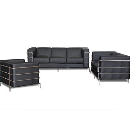 Diamond Sofa CITADELSLCB  Living Room Set