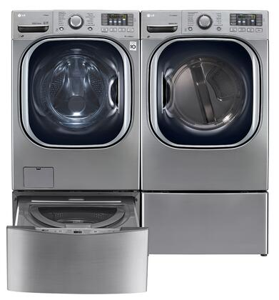 LG 665916 TurboWash Washer and Dryer Combos