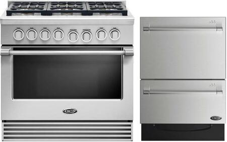 DCS 735921 Kitchen Appliance Packages