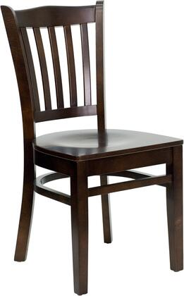 Flash Furniture XUDGW0008VRTWALGG Hercules Series Contemporary Not Upholstered Wood Frame Dining Room Chair