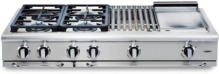 Capital GRT484BGN  Sealed Burner Style Cooktop