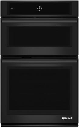 "Jenn-Air JMW2427DT 27"" Microwave Wall Oven with 4.3 cu. ft. Oven Capacity, 1.4 cu. ft. Microwave Capacity, Multimode Convection System, Rapid Preheat, Speed-Cook, Telescoping Glide Rack, in"