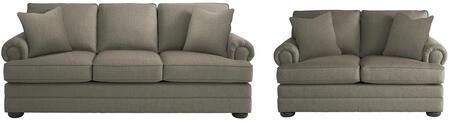 Bassett Furniture 3913FCFC1618SL Hyde Park Living Room Sets