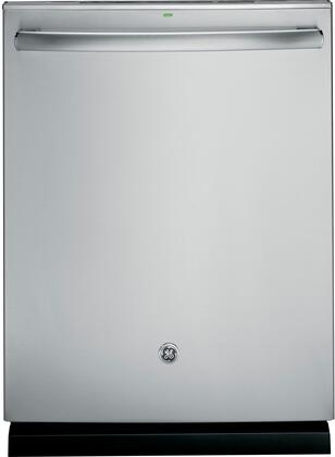 """GE GDT580SSFSS 24"""" Built In Fully Integrated Dishwasher"""