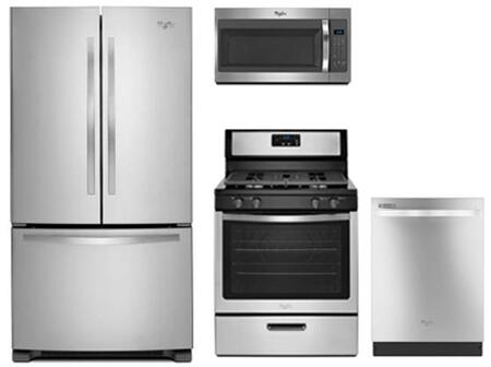 whirlpool 741261 kitchen appliance packages appliances connection. Black Bedroom Furniture Sets. Home Design Ideas