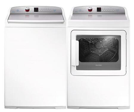 Fisher Paykel 602746 AquaSmart Washer and Dryer Combos