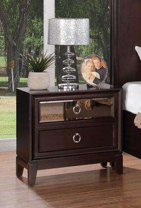 Coaster 203092 Williams Series Rectangular Wood Night Stand