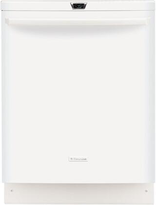 "Electrolux EIDW6305GW 24"" Built-In Semi-Integrated Dishwasher"