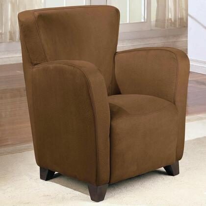 Coaster 900233 Accent Seating Series Armchair Wood Frame Accent Chair