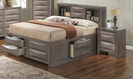Glory Furniture G1505GTSB3N G1505 Twin Bedroom Sets
