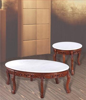 Meridian 266WCESET 266 Living Room Table Sets