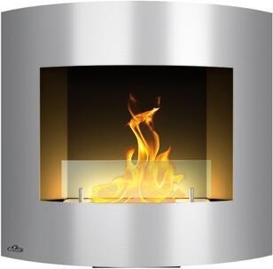 Napoleon WMFE4SS Wall Mountable Vent Free Bioethanol Fireplace