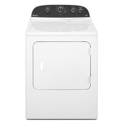 Whirlpool WGD4870BW  7.0 cu. ft. Gas Dryer, in White
