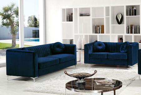 Meridian 6122PCSTLKIT1 Isabelle Living Room Sets