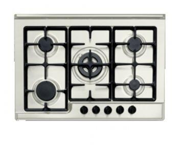 Verona VECTG532FW  Gas Sealed Burner Style Cooktop, in White