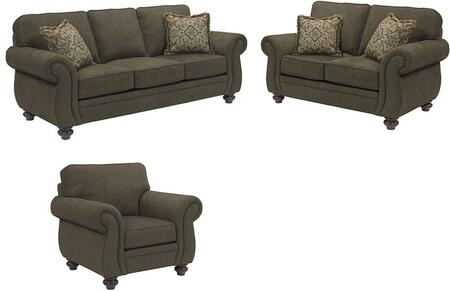 Broyhill 3688SLC899728405427020486 Cassandra Living Room Set