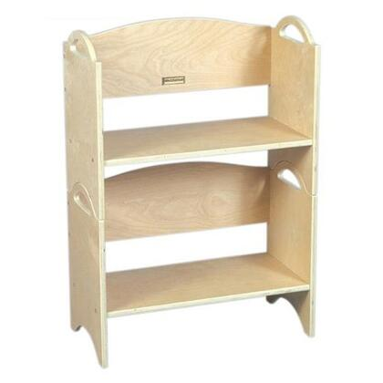 Guidecraft G6431  Wood 2 Shelves Bookcase