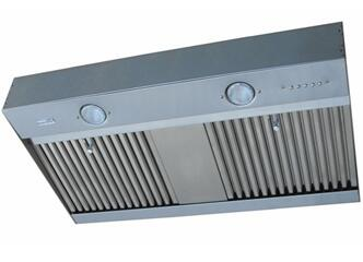 Trade-Wind VSL4X-12 BF 1360 CFM Designer Series Liner With Distinctive Low Profile Design, Easy Installation, Quiet Operation, Easy Cleaning, Adjustable Motor Speed & Intensity Controlled Halogen Lights