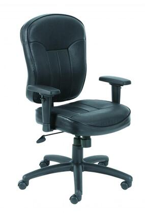 "Boss B1561 26.5"" Adjustable Contemporary Office Chair"