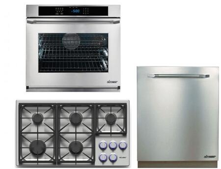 Dacor 716573 Discovery Kitchen Appliance Packages