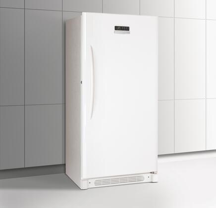 Frigidaire GLFH17F8HW Gallery Series Freestanding Upright Freezer