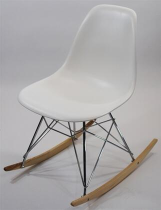Fine Mod Imports FMI4014  ABS Frame Not Upholstered Rocking Chair  |Appliances Connection