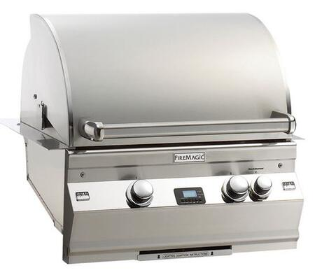 FireMagic A530I1L1P Built In Grill, in Stainless Steel